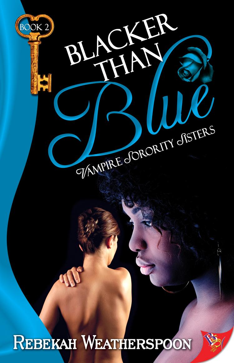 Blacker than Blue by Rebekah Weatherspoon