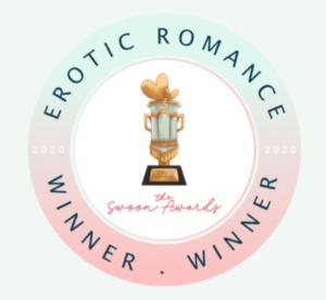 The Swoon Awards Erotic Romance Winner